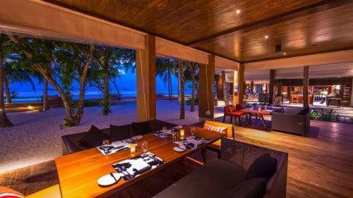 Amilla Fushi Luxury Resort