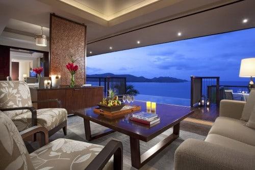 Villa view - SeyExclusive.com