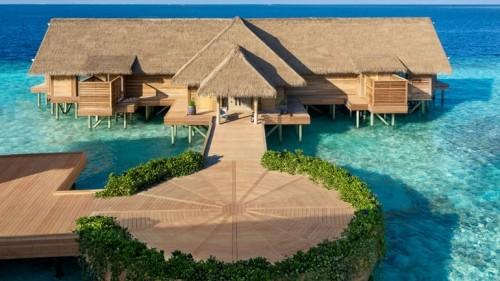 Two Bedroom Overwater Villa - SeyExclusive.com