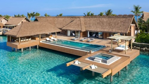Two Bedroom Reef Villa - SeyExclusive.com