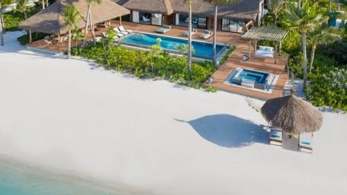 Two Bedroom Beach Villa - SeyExclusive.com